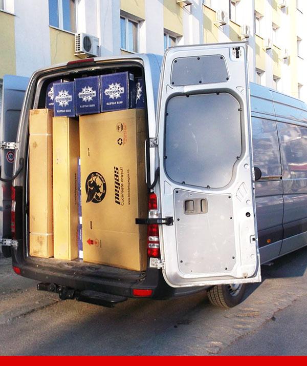 transport mobila, transport marfa sau bagaje, transport aparatura electronica
